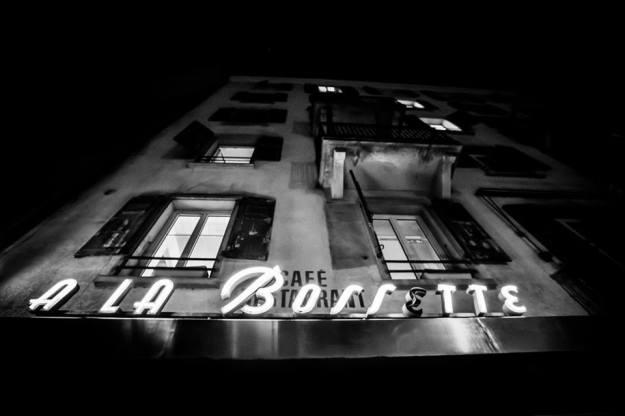 façade Bo7 nuit