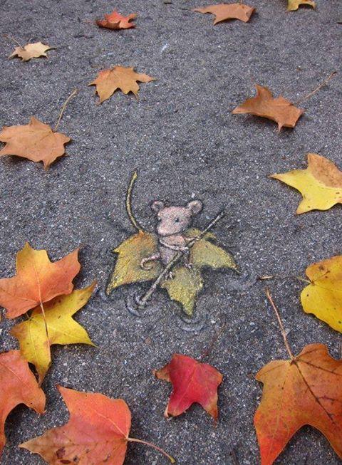 Steet Art automne
