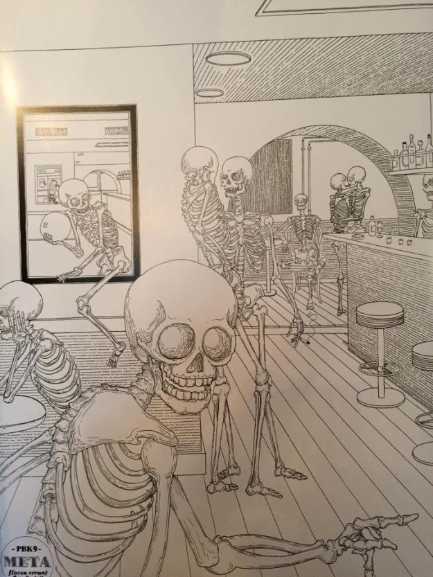 Meta squelettes