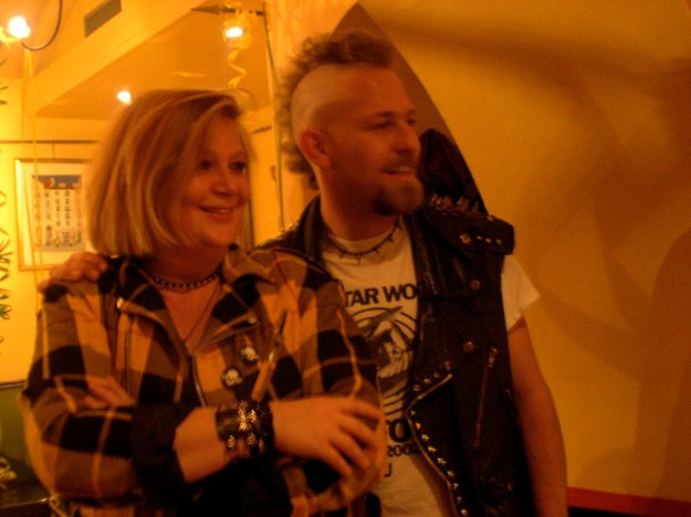 Cécile et Jean